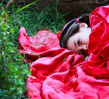 Little Red Riding Hood. by HennaGoddess