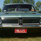 Holden HG-GTS Monaro by Christopher Houghton