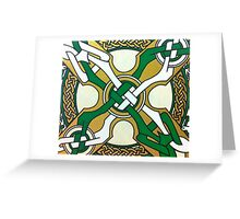 DAY 111 -  (365 DAY PROJECT - 'ONE DAY AT A TIME')  CELTIC DESIGN   Greeting Card
