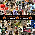 Customize My Minifig Calendar 3 by Chillee
