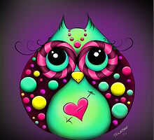 Hooty Love by Concetta Kilmer