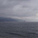 Rainy Day at the Bay - Dia lluvioso en la Bahía by PtoVallartaMex