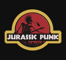 Jurassic Punk by AdeGee
