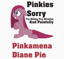 Pinkamena Dane Pie T-Shirt by Megavip