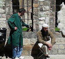Street life in Sarajevo II by HELUA