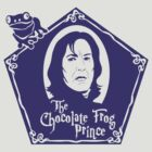 Chocolate Frog Prince - purple by sentstarr