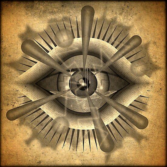 Eye of God  by Milton Thompson III