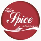 Spice (button/sticker) by Anthony Pipitone