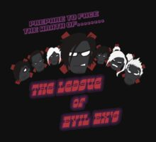 7 Evil Ex's by DamoGeekboy