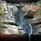 Cedar Falls, Hocking Hills State Park by Sam Warner
