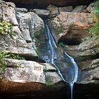 Cedar Falls, Hocking Hills State Park by Sam Warner