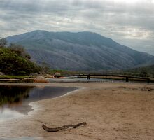 Tidal River, Wilson's Promontory, Victoria by DavidsArt