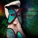 Miss Masquerade by Rozalia Toth
