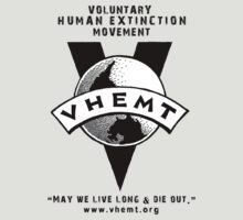 VHEMT Volunteer  by mutantrentboy
