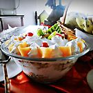 Creamy and Fruity.. :P by Vandana Indramohan