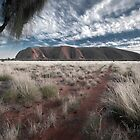 Sleeping Giant - Uluru, NT by Liam Byrne