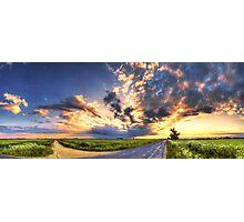 Hungarian skies pt.LXXVIII. Photographic Print