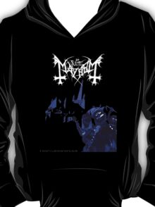Buttress O'Kneel - The Electric Mayhem... T-Shirt