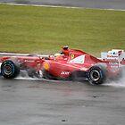 Fernando Alonso by kbrimson