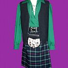 Scottish Highland Dress by trish725