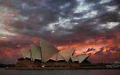 Opera House Sunset by yolanda