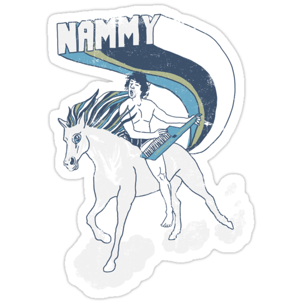 Nammy: Queen of the Stallions by wytrab8