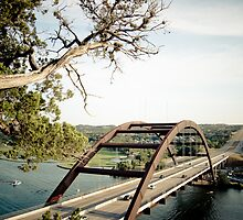 Pennybacker Bridge - 2 by cyasick