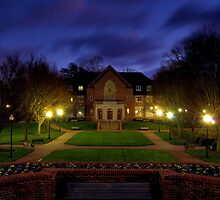 Columbia Theological Seminary, Decatur, Georgia by GodsEarth