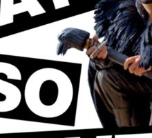 That's so Raven! Sticker