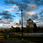 Early evening, Olympia, WA. by ZWC Photography