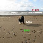 Plug, Dug, Baw.  by Gordart