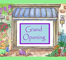 GRAND OPENING by Lynn Wright