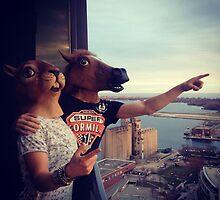 Look! by horsebliss