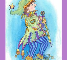 COURT JESTER by Lynn Wright
