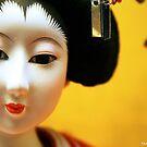 Geisha Girl: Color by ChristaJNewman