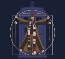 Vitr-Whovian Doctor- Doctor Who Shirt by spacemonkeydr