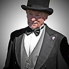 Top Hat by TonyCrehan