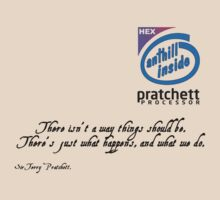 Should Be - Sir Terry Pratchett by Buleste