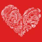 Paisley Heart by Tangerine-Tane