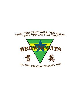 "Browncoats ""When You Can't Get Up"" by Shaun Beresford"