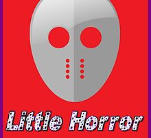 Jason Hockey Mask 'Little Horror' by Chillee Wilson by ChilleeWilson