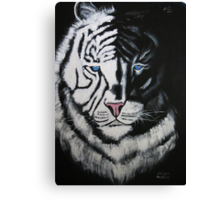 SHADOW TIGER Canvas Print