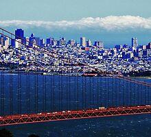 Golden Gate Bridge by Stephen Burke