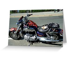Triumph Rocket Greeting Card