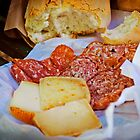 Tuscan Picnic by Lynnette Peizer