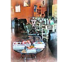 Hair Salon Photographic Print