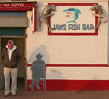 Jaws Fish Bar, Brighton by KUJO-Photo