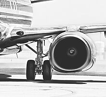Boeing 737 & CFM56 Turbofan Engine by Buckwhite