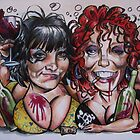 Crazy Ladies by Jon McKenzie