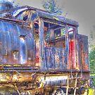 Train 2 by Larry Kohlruss